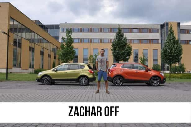 Zachar jest jednym z najpopularniejszych prezenterów motoryzacyjnych w internecie. Jego testy oglądał pewnie, każdy kto interesuje się motoryzacją i nowymi samochodami.