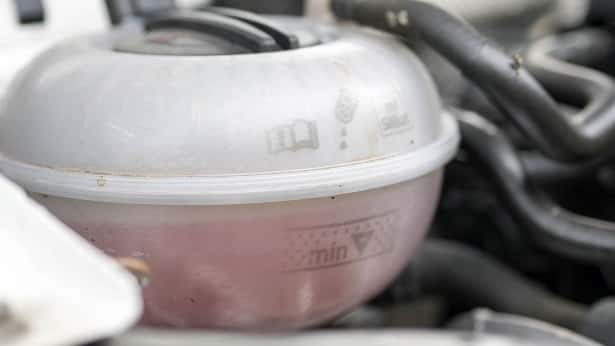 zbiorniczek wyrównawczy płynu do chłodnic