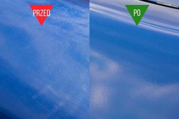 Efekt uzyskaniu po nałożeniu wosku koloryzującego color max