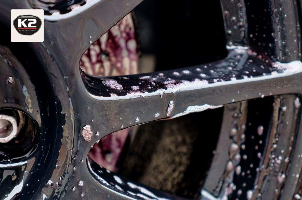 Krwawiąca felga z K2 Roton