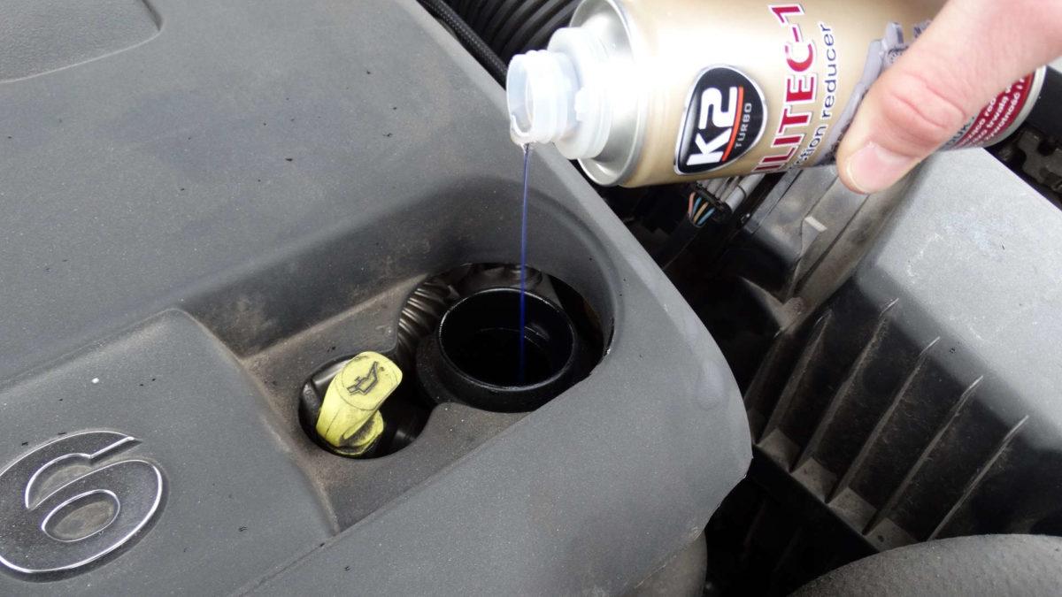 Militec do oleju – szansa na dłuższe życie silnika