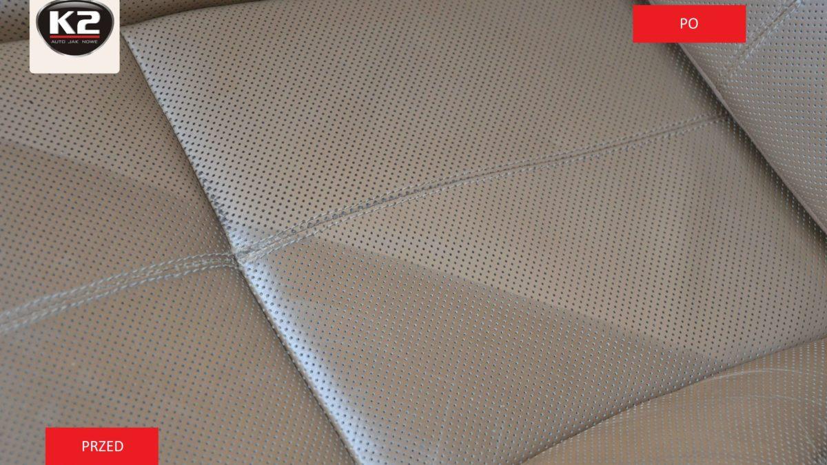 Zestaw strong do czyszczenia skórzanej tapicerki