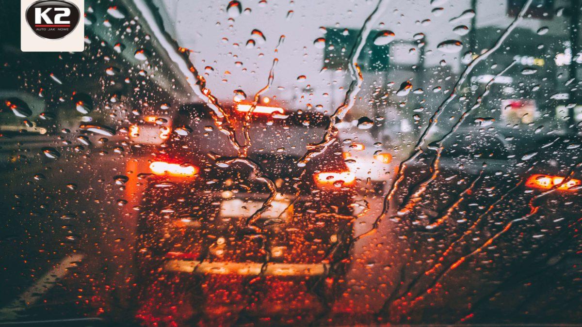 Niewidzialna wycieraczka – lepsza widoczność w każdych warunkach drogowych