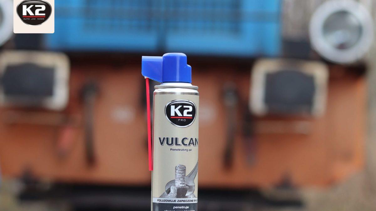 Jak odkręcić zapieczoną śrubę – K2 Vulcan