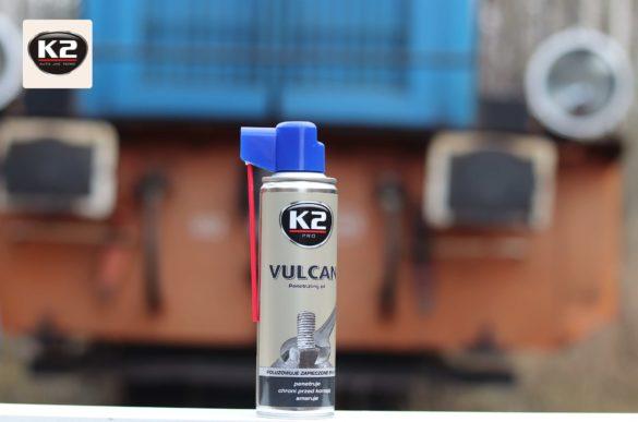 Jak odkręcić zapieczoną śrubę - K2 Vulcan