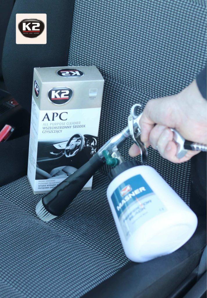 K2 APC oraz Masner perfector black