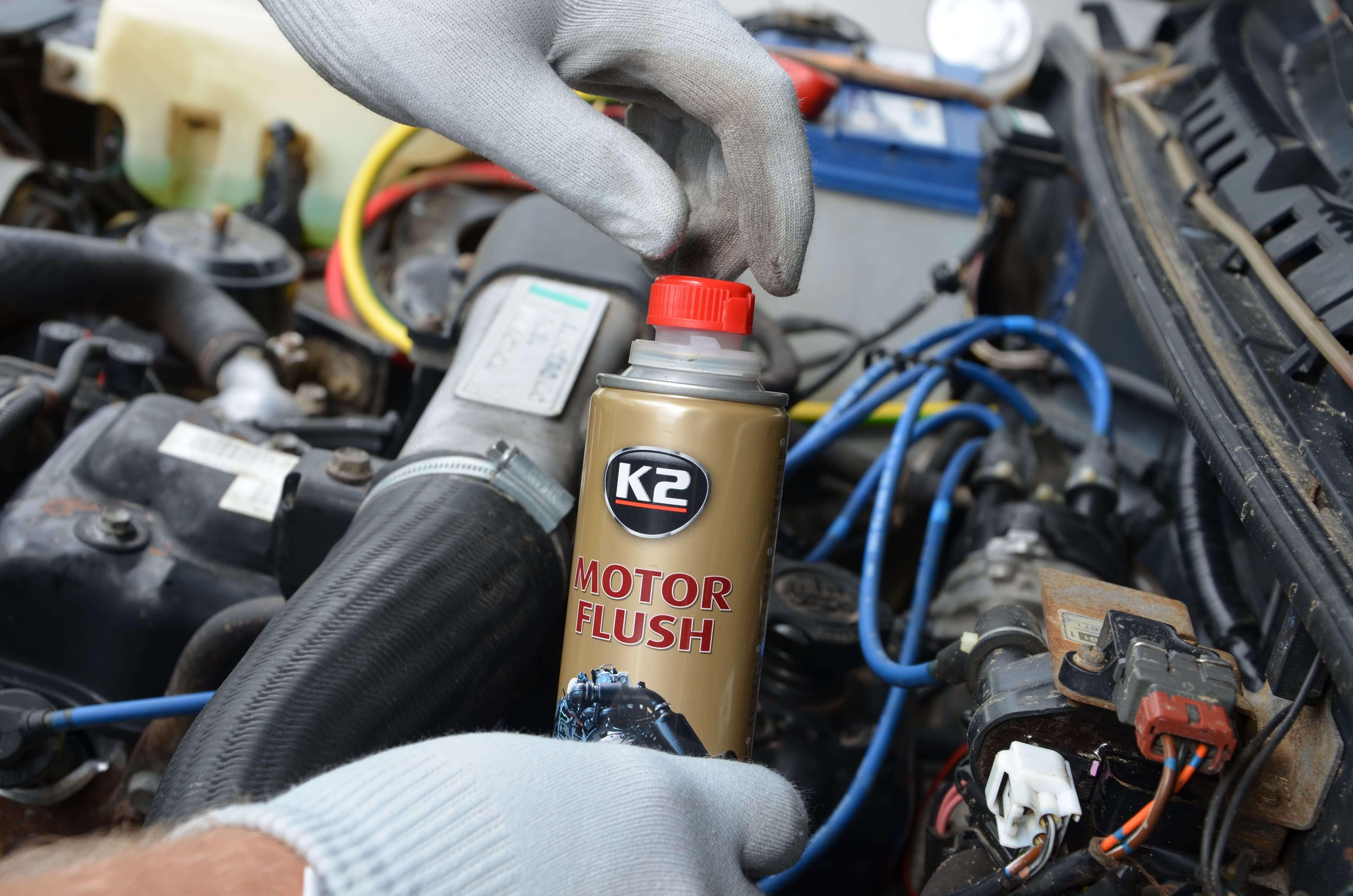 Opakowanie K2 motor flush
