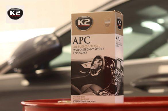 K2 APC środek do czyszczenia wnętrza samochodu