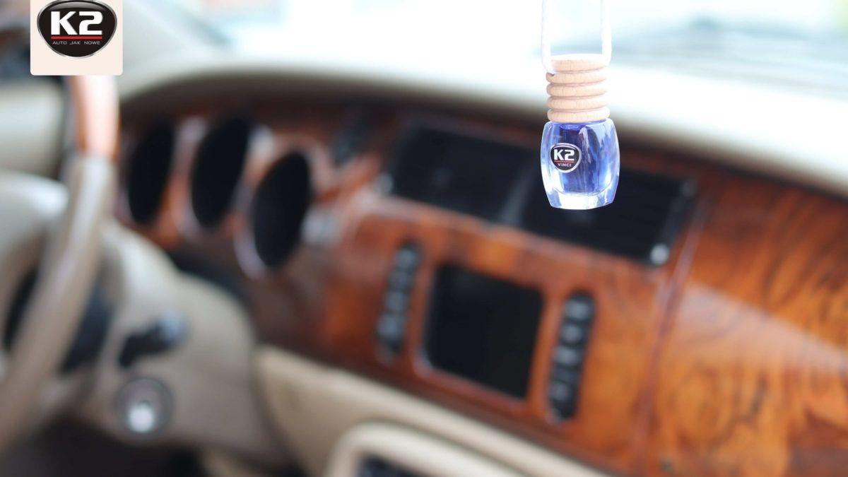 3 powody, dla których warto używać odświeżacza powietrza w samochodzie