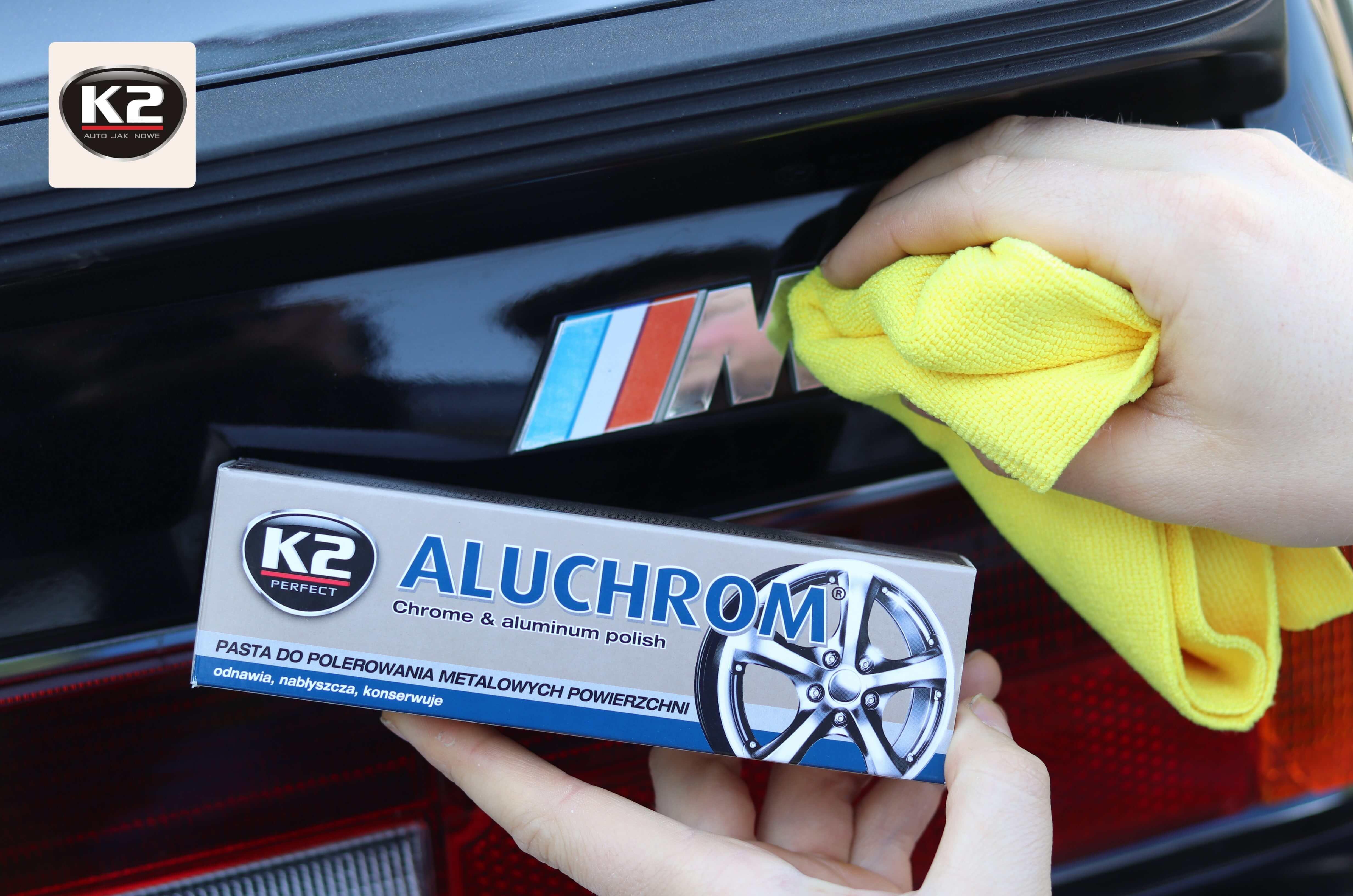 Nakładanie K2 Aluchrom