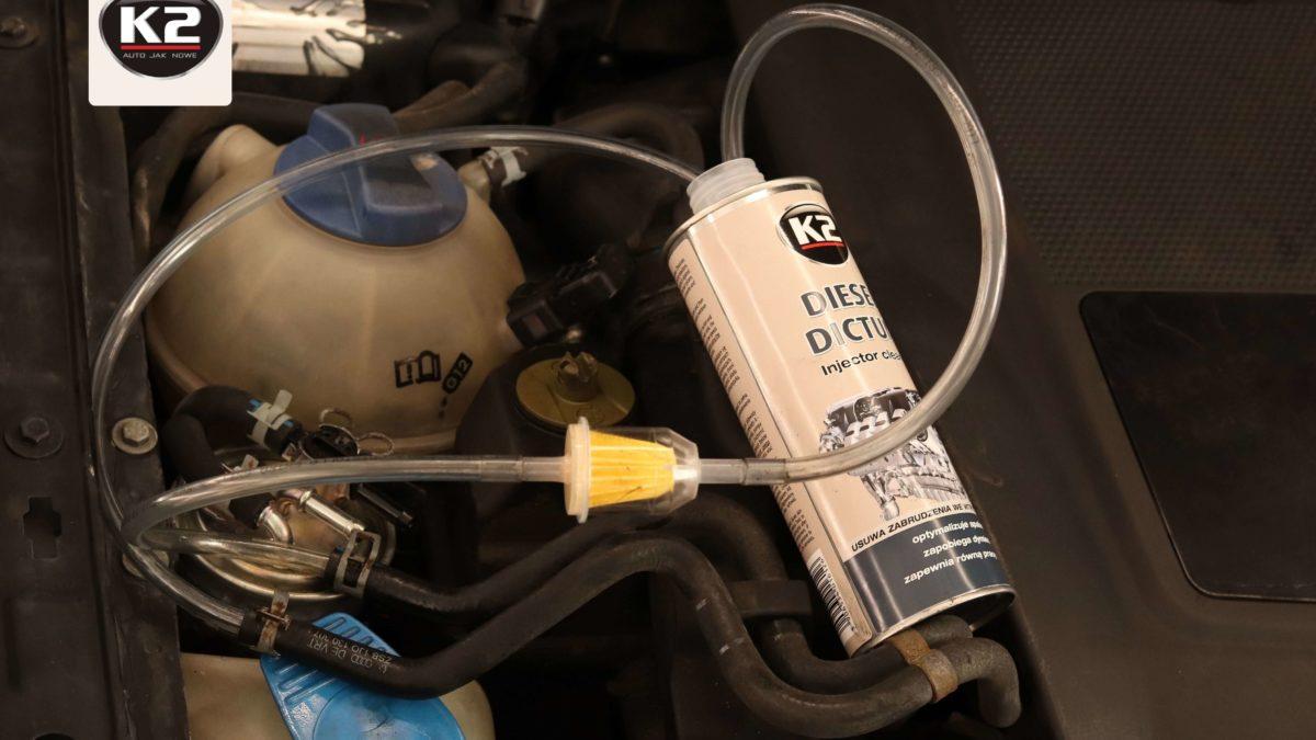 Czyszczenie wtryskiwaczy – silnik 1.9 TDI