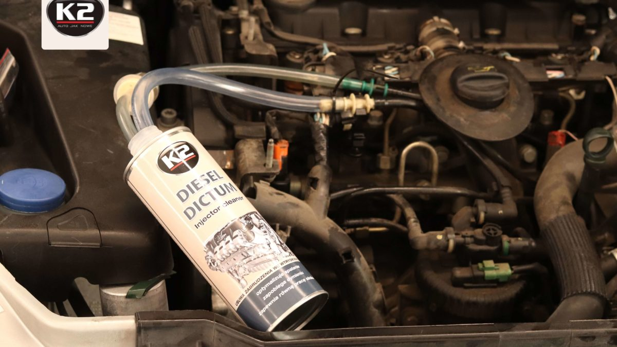 Czyszczenie wtryskiwaczy Peugeot, Citroen 2.0 HDI