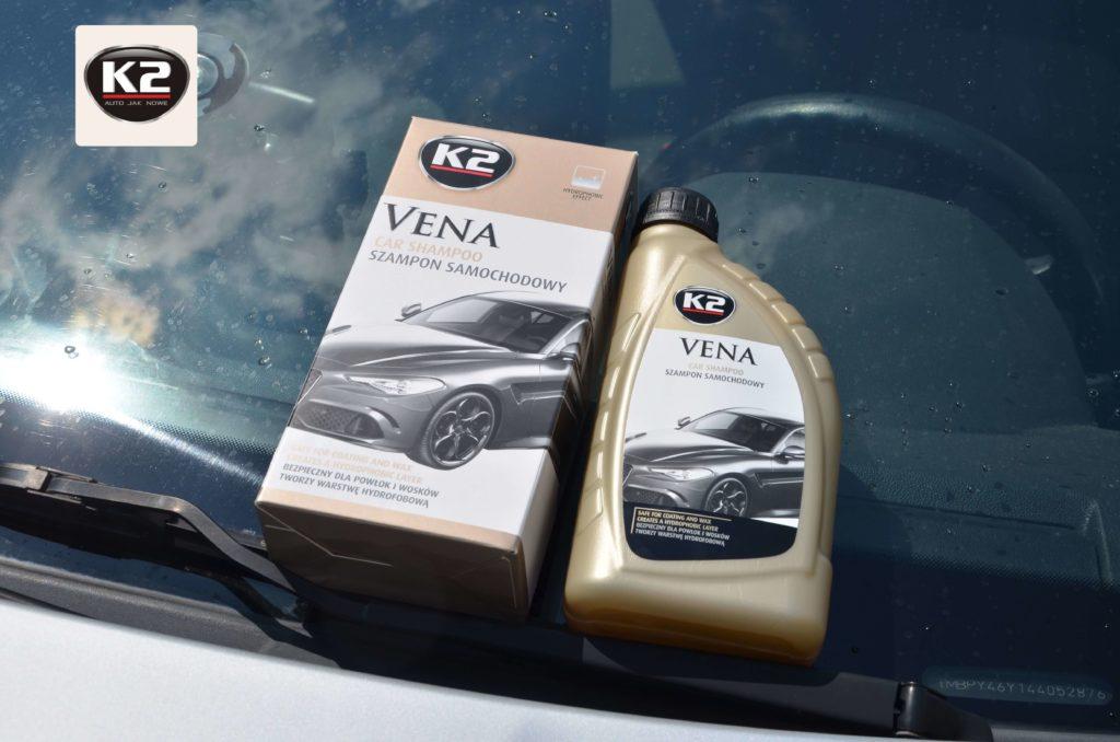 Szampon samochodowy K2 Vena