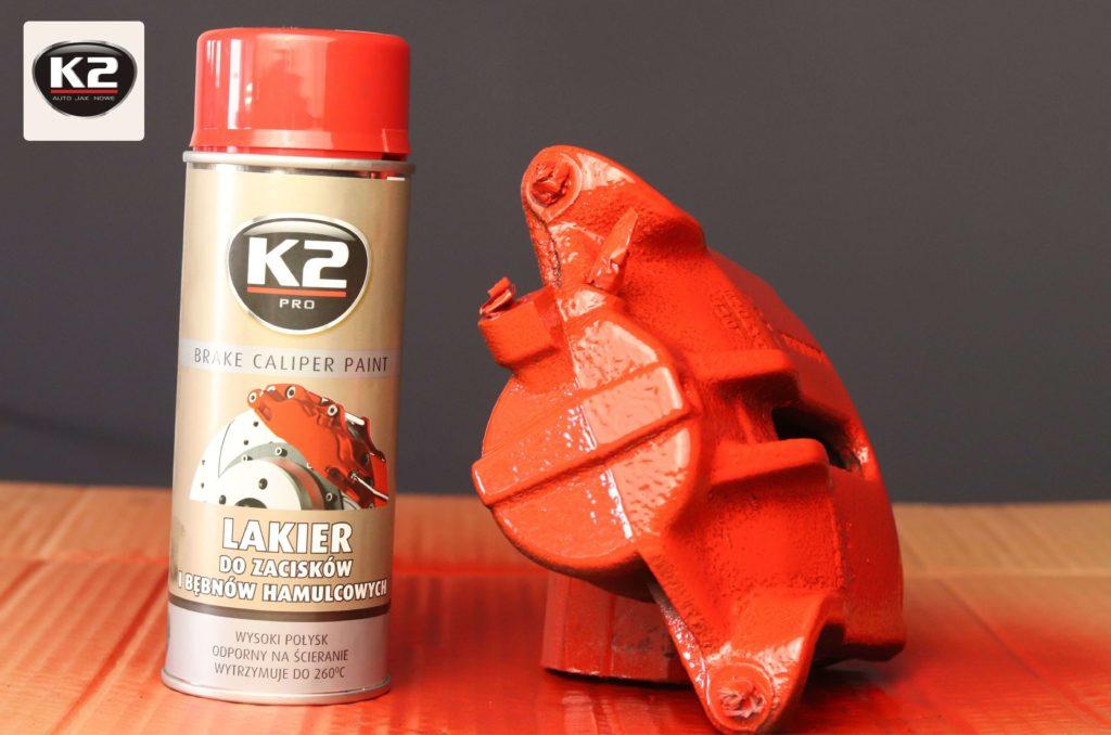 K2 Brake Caliper - farba do zacisków hamulcowych