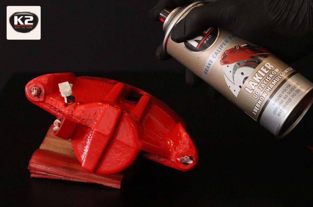 Malowanie zacisków K2 Brake Caliper Paint
