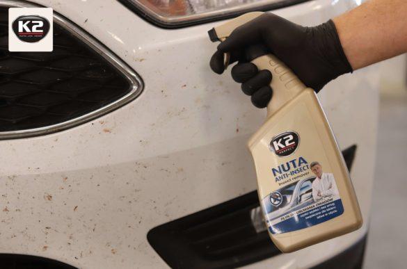 Użycie produktu K2 Nuta Anti Insect