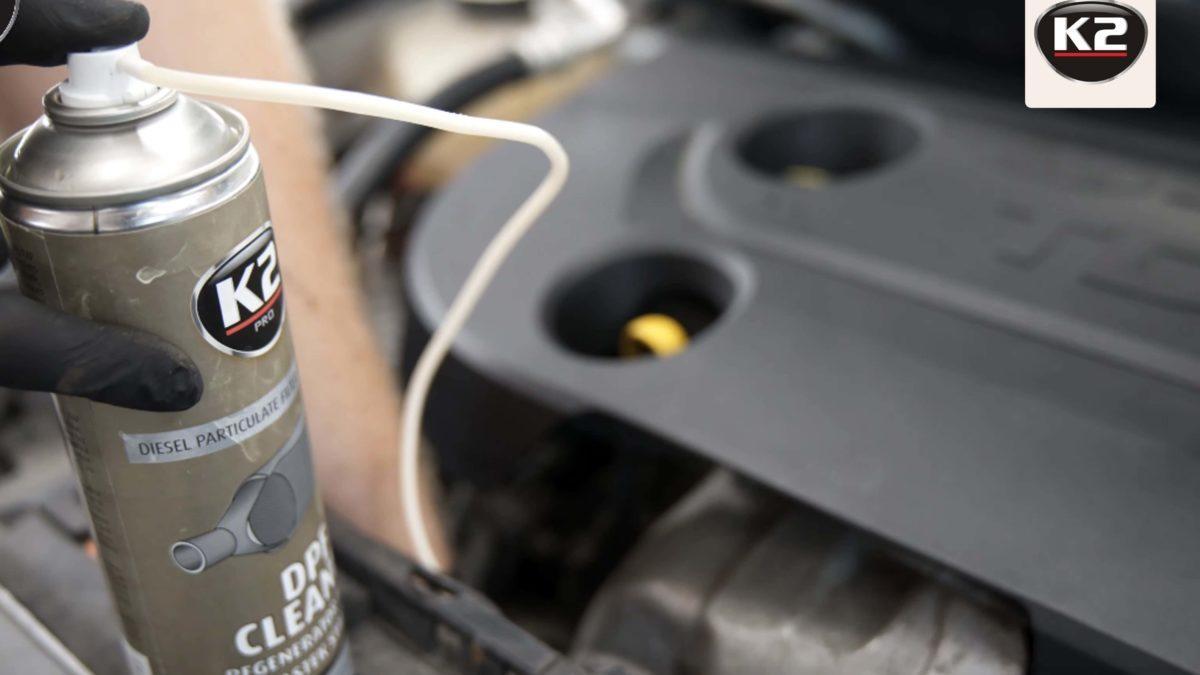 Czyszczenie filtra DPF w silniku 2.0 TDI
