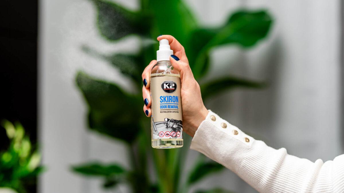 Jak usunąć nieprzyjemny zapach?