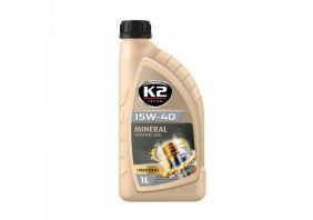 K2 TEXAR 15W40 TD 1L
