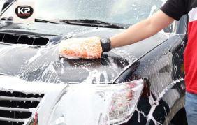 Szampon samochodowy – bezpieczny dla wosku i powłoki ceramicznej
