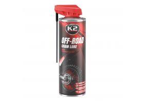 K2 SMAR DO ŁAŃCUCHÓW OFF-ROAD 500 ML