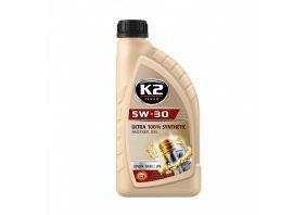 K2 TEXAR 5W30 ULTRA BENZIN DIESEL LPG 1 L