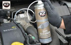 Czyszczenie DPF - sposoby na zapchany filtr cząstek stałych