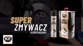 K2 Brake Cleaner super zmywacz do hamulców