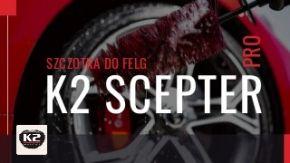 K2 Scepter szczotka do mycia felg