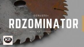 K2 Derusto Plus - eliminator rdzy i odrdzewiacz