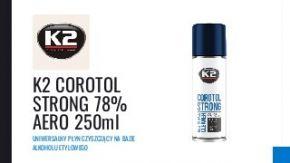 K2 Corotol Strong Aero 250ml