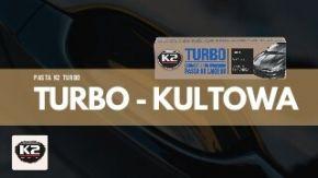 K2 Turbo pasta do usuwania rys i pielęgnacji lakieru