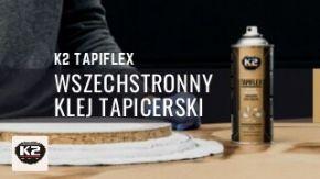 W170 K2 TAPIFLEX - klej tapicerski w sprayu, do klejenie podsufitki i napraw tapicerskich