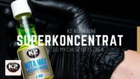 K509 K2 Nuta Max 50 ml  koncentrat 1:100  płyn do mycia szyb