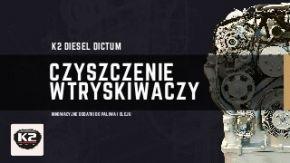 W325 K2 Diesel Dictum środek do czyszczenia wtryskiwaczy