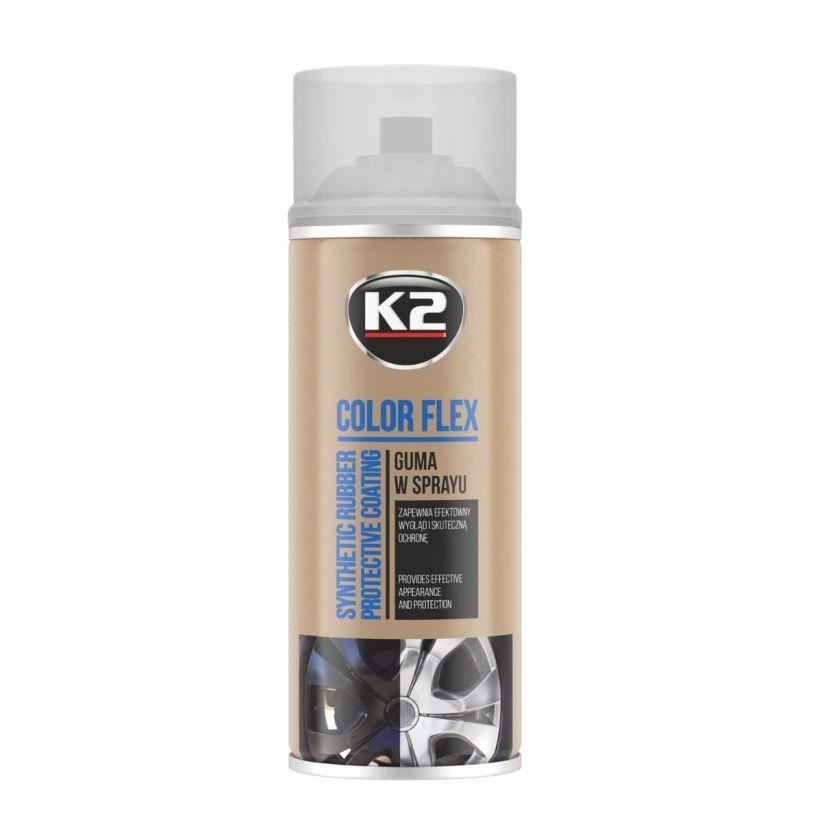 K2 COLOR FLEX CLEAR 400 ML