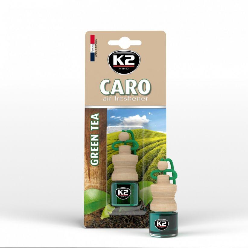 K2 CARO GREEN TEA 4 ML