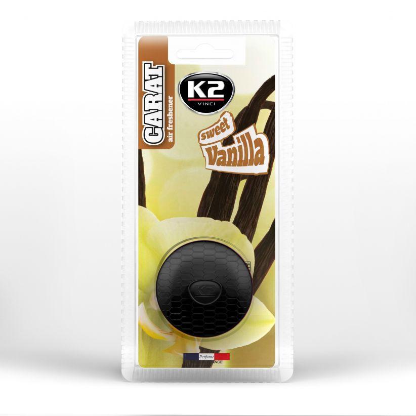 K2 CARAT SWEET VANILLA 2,7 ML