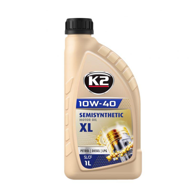 K2 TEXAR 10W-40 XL 1L
