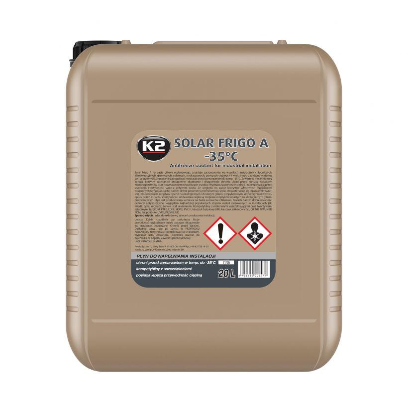 K2 SOLAR FRIGO A -35C 20 L