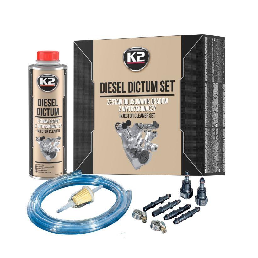 K2 DIESEL DICTUM 500ML SET