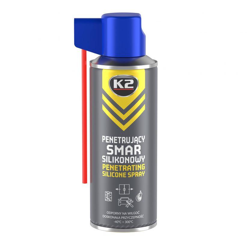 K2 SMAR SILIKONOWY 400ml
