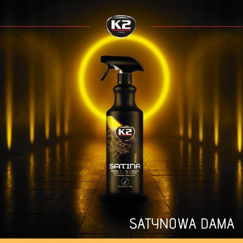 K2 SATINA PRO BLUEBERRY 1 L