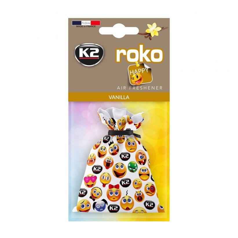 K2 ROKO HAPPY WANILIA 25 G