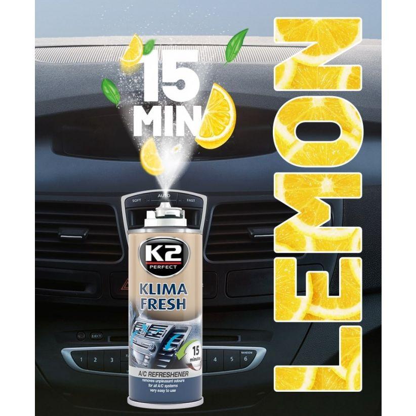 K2 KLIMA FRESH LEMON 150 ML