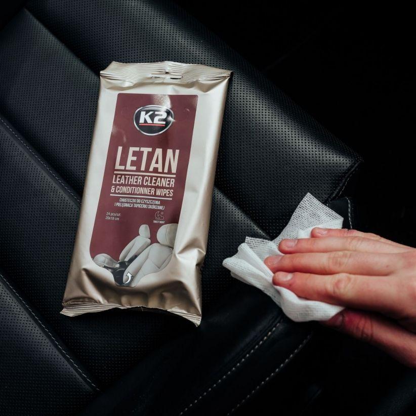 K2 LETAN WIPES