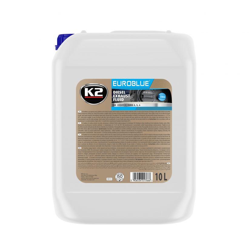 K2 EUROBLUE 10L