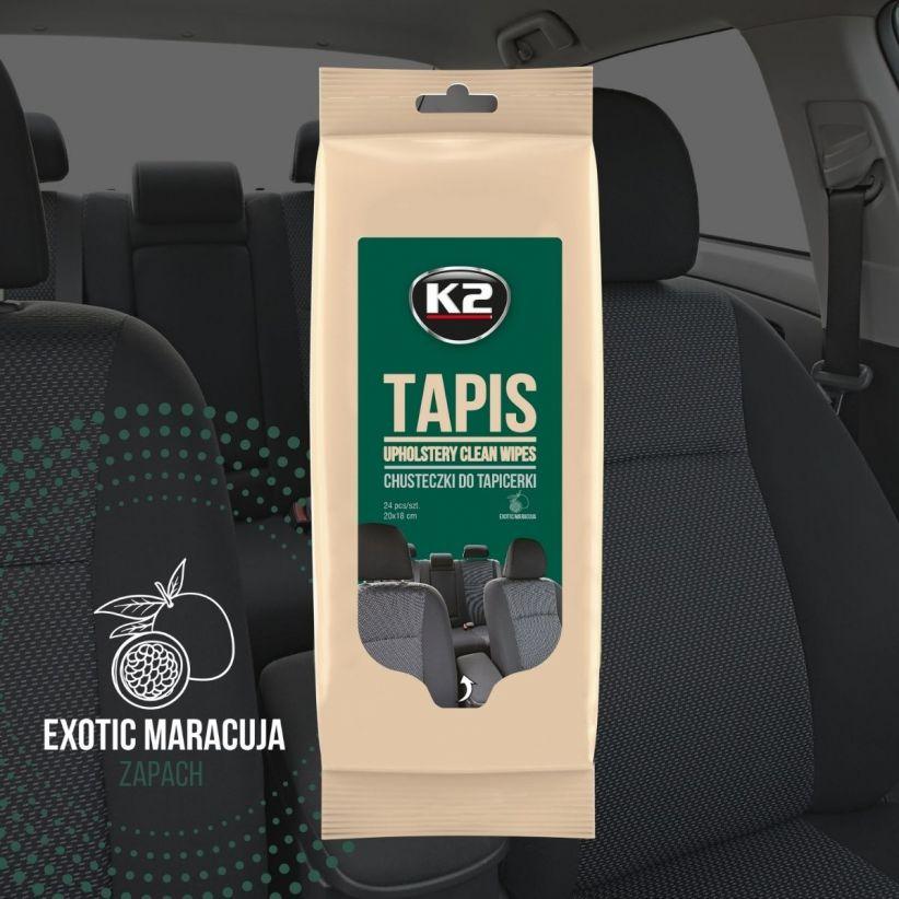 K2 TAPIS WIPES