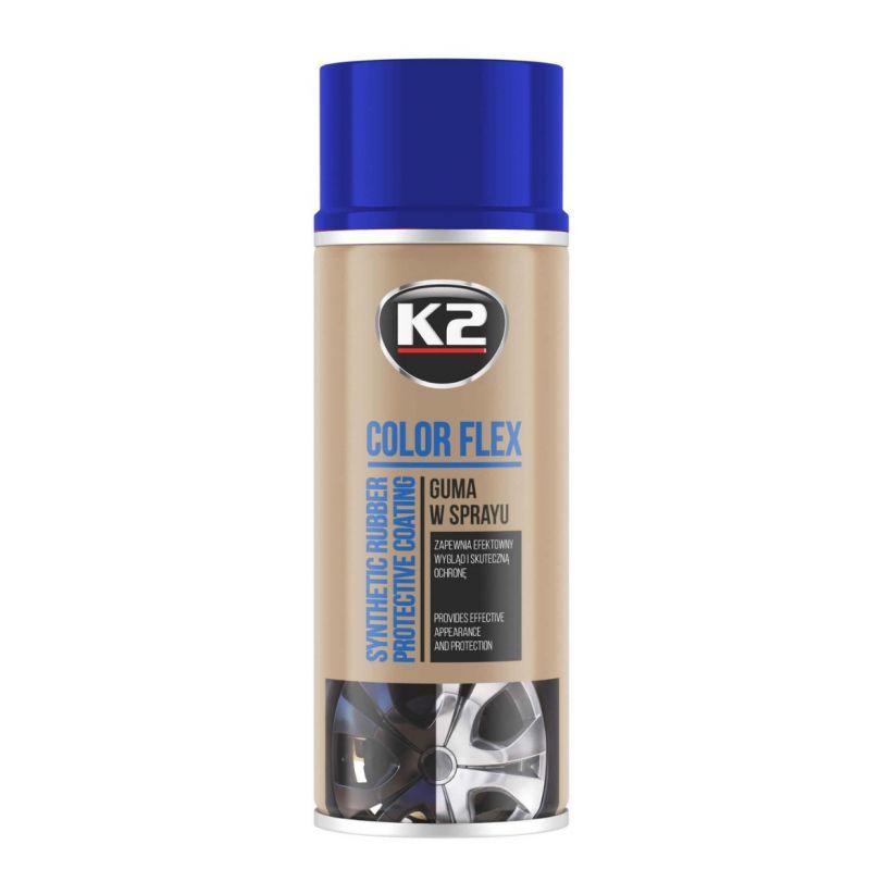 K2 COLOR FLEX NIEBIESKI 400 ML