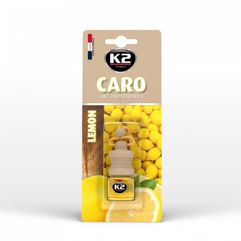 K2 CARO LEMON 4 ML